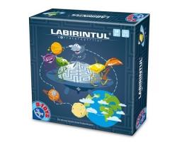 Joc Labirintul extraterestrilor, firma D-Toys